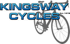 Kingsway Cycles Logo: Click for Home