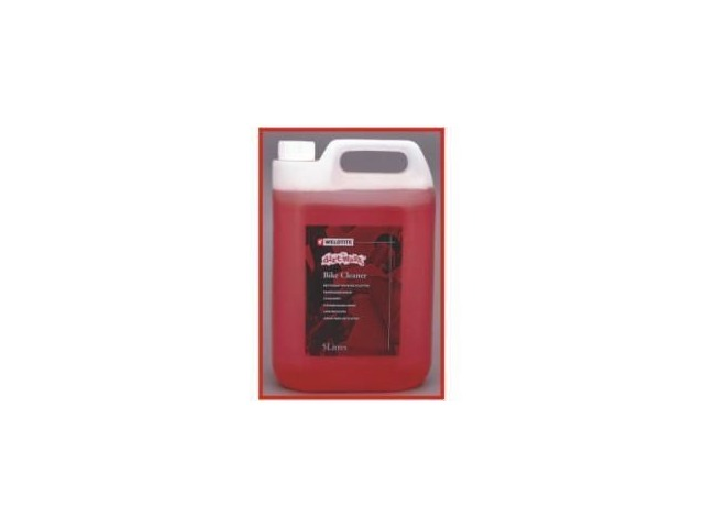WELDTITE Dirtwash Bike   Cleaner 5 Litre click to zoom image