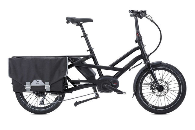 TERN GSD S10 Cargo E-bike click to zoom image
