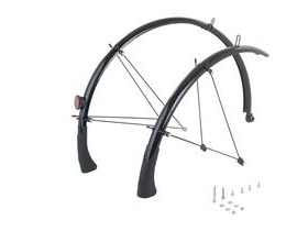 M-PART Primo full length mudguards 700 x 55mm black