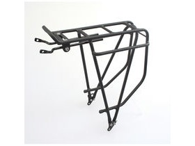 M-PART Summit rear pannier rack alloy black