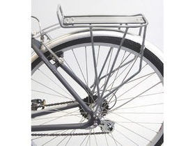 M-PART Trail rear pannier rack silver