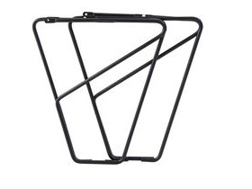 M-PART FLR front low rider rack for braze on fitting alloy black