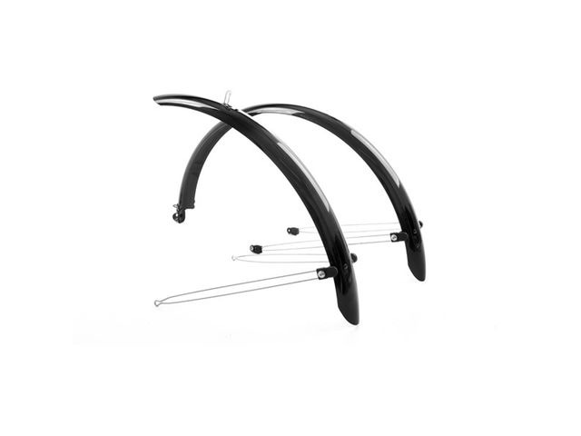 M-PART Commute full length mudguards 24 x 60mm black click to zoom image
