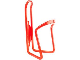 M-PART Bottle cage Aluminium 6 mm red
