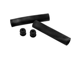 M-PART Silicone grips with non slip compound, 140 mm
