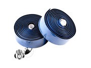 M-PART Primo anti-slip bar tape with shock-absorbent silicone gel  Blue  click to zoom image