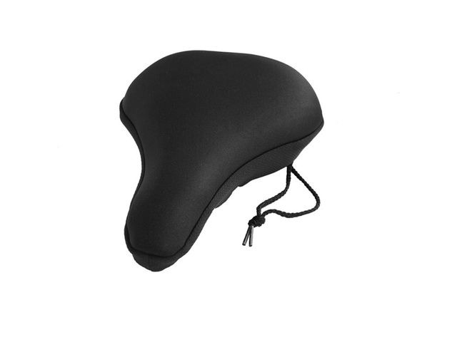M-PART Universal fitting gel saddle cover with drawstring click to zoom image