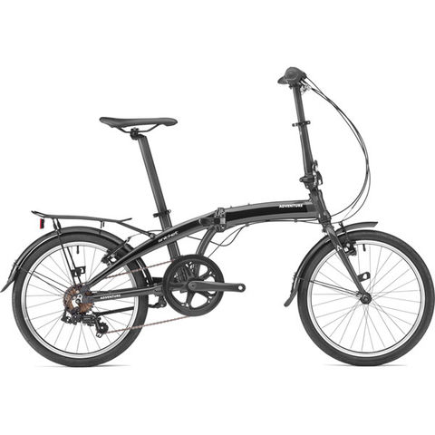 Adventure Snicket Folding bike click to zoom image