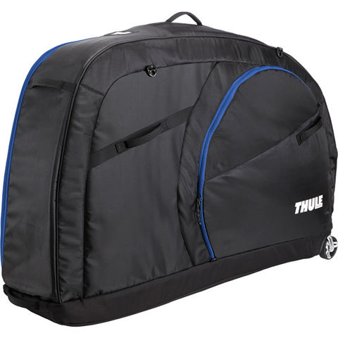 Thule RoundTrip Traveller bike case click to zoom image