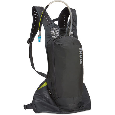Thule Vital hydration backpack 6 litre cargo, 2.5 litre fluid black click to zoom image