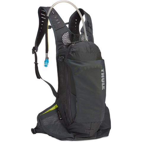 Thule Vital hydration backpack 8 litre cargo, 2.5 litre fluid black click to zoom image