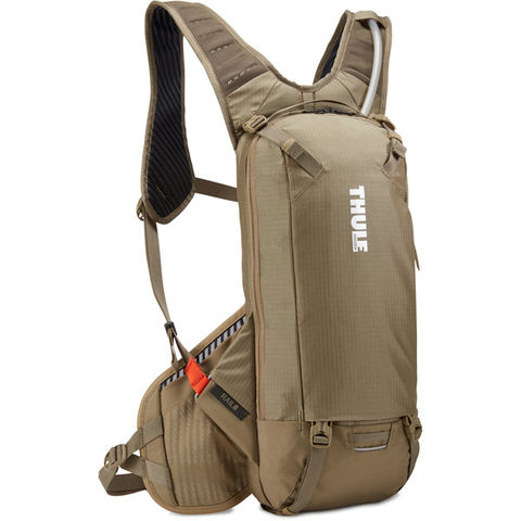Thule Rail hydration backpack 8 litre cargo, 2.5 litre fluid - olive click to zoom image