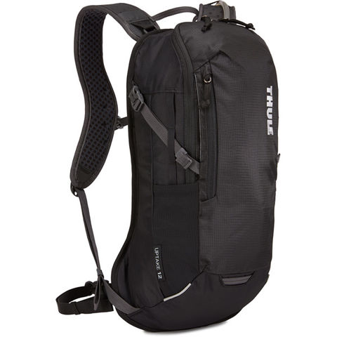 Thule UpTake hydration backpack 12 litre cargo, 2.5 litre fluid - black click to zoom image