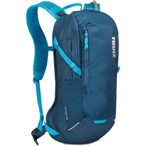Thule UpTake hydration backpack 12 litre cargo, 2.5 litre fluid - blue click to zoom image